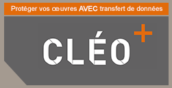 Logo du service Cléo+ de la SGDL