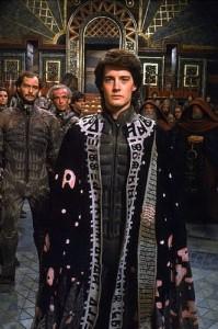Paul Atréides, personnage clé des deux premiers romans du Cycle de Dune de Franck Herbert.