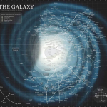 Carte des mondes de la galaxie de la saga Star Wars