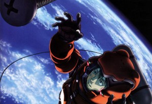 Extrait du très bon anime de hard SF: Planetes