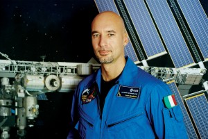 Luca Parmitano, astronaute italien. (Crédits: ESA)