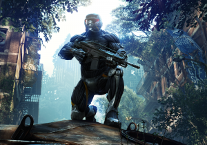 """La """"nano suit"""" du jeu vidéo Crysis 3"""