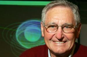 Le professeur Roy Kerr