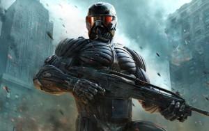 Nano armure du jeu vidéo Crysis