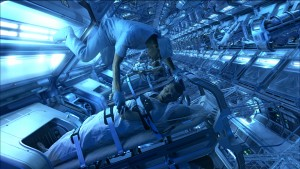 Extrait du film Avatar de James Cameron.