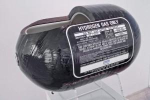 Réservoir de la Hyundai iX35 Fuel Cell