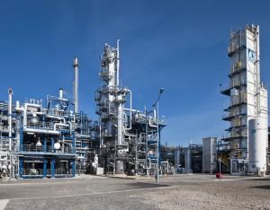 Usine de production d'hydrogène par reformage à la vapeur de Methane en Allemagne (Credit: Air Liquide)