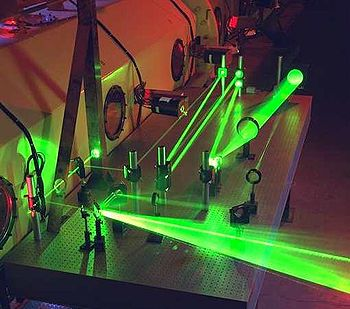 Laser-optique